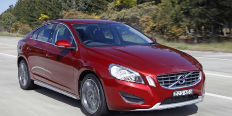 2012 Volvo S60, V60 upgraded: New petrol and diesel engines