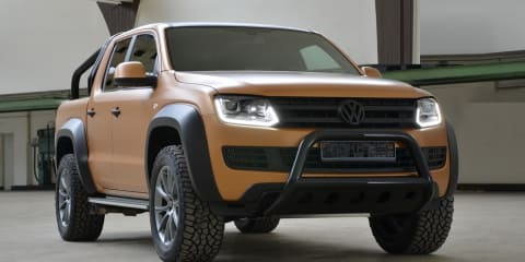 Volkswagen Amarok V8 Passion Desert: Euro tuners go to town on German ute