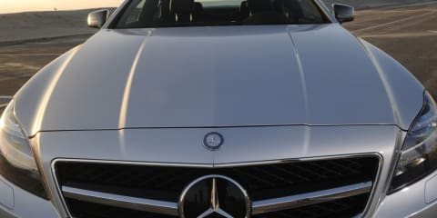 Mercedes-Benz CLS63 AMG Review