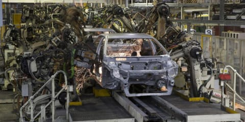 Government shelves $500 million funding cut to car industry, wards off spectre of early closure