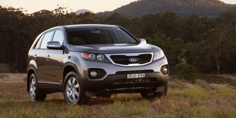 2011 Kia Sorento, Sportage recalled for fire risk