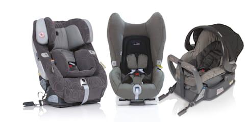 Britax Safe-n-Sound unveils ISOFIX child seats