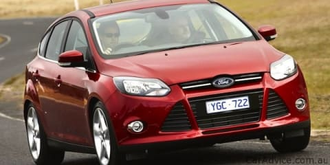 Ford Focus Titanium Video Review