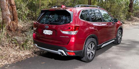 2019 Subaru Forester 2.5i-S review