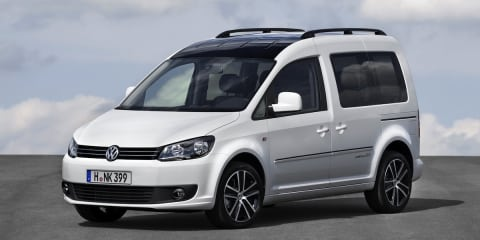 Volkswagen Caddy Edition 30: anniversary edition released
