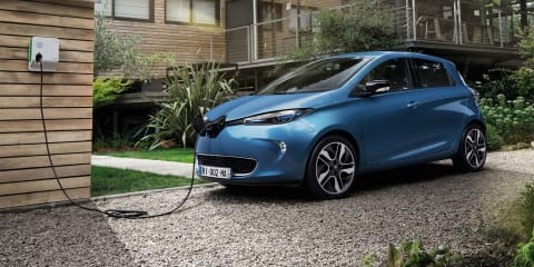 "2017 Renault Zoe removes last ""psychological barrier"" to electric vehicles"