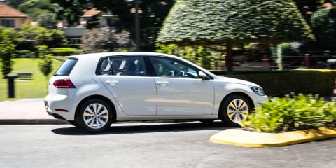 2019 Ford Focus v Volkswagen Golf comparison