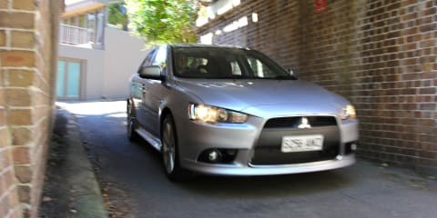 Mitsubishi Lancer GSR returns as Sportback line-up trimmed