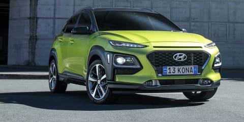 2018 Hyundai Kona recalled