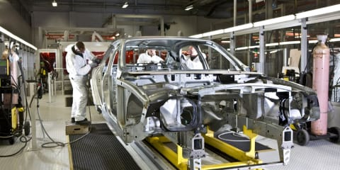 Bentley Mulsanne production preview - video