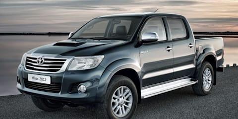 Toyota HiLux 2012 Model