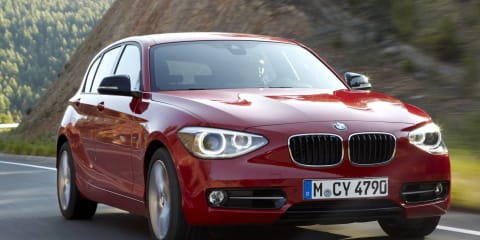 BMW 1 Series Preview