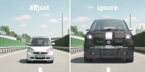 Smart Fortwo teased in mock ads ahead of July 16 debut