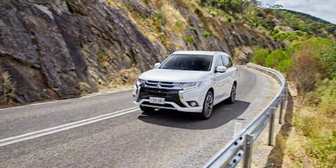 2017 Mitsubishi Outlander PHEV review