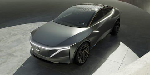 Nissan to reveal all-new sedan in Shanghai