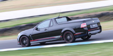 Holden Commodore Magnum:: New record breaking Nurburgring lap time still on the cards