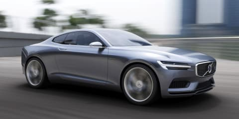 Volvo styling direction change targets BMW proportions