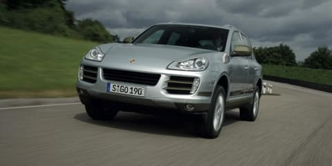 Porsche CEO says no hybrid sports cars as Cayenne S Hybrid launched