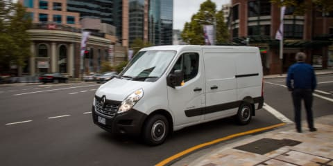 Renault Master III recalled for steering fix