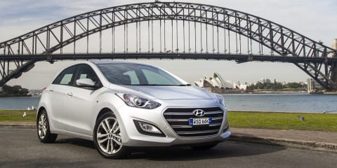 New vehicle sales September 2015 : Hyundai i30 tops the charts