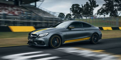 2016 Mercedes-AMG C63 S Coupe Review: Track test