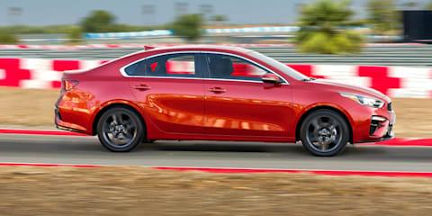 2018 Kia Cerato GT confirmed for Australia, turbo looks likely