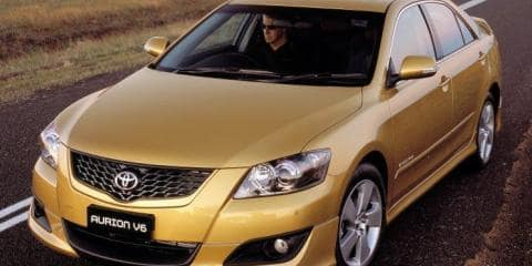 Toyota Aurion Review