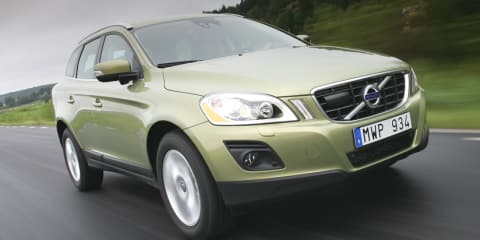 Recall for Volvo S80, XC60 and XC70