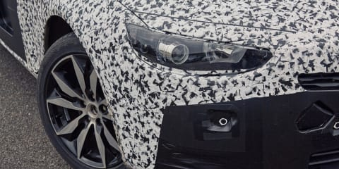 2018 Holden Commodore and Opel Insignia:: The clever art of camouflage