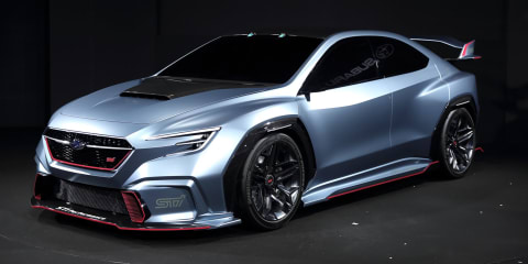 2021 Subaru WRX STI to pack almost 300kW - report