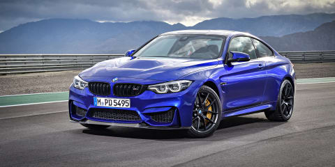 BMW M4 CS revealed: Limited run, Australian allocation confirmed - UPDATE