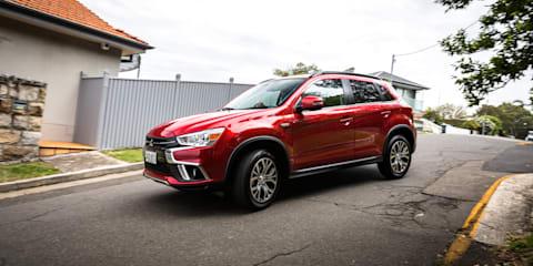 2019 Mitsubishi ASX v Mitsubishi Eclipse Cross comparison