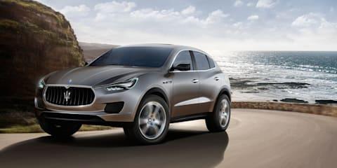 2015 Maserati New Cars