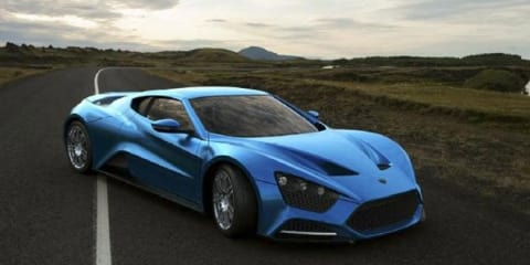 Zenvo ST1 50S - 932kW supercar for US only