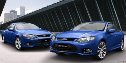 Ford FG Falcon MkII prices revealed