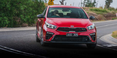 2019 Kia Cerato GT hatch review