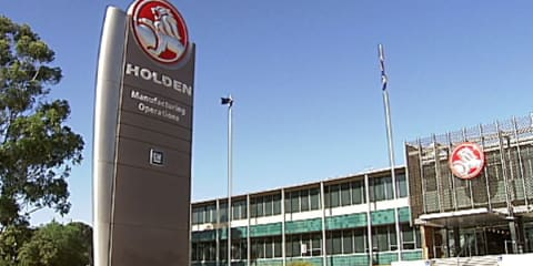 Holden reintroduces afternoon shift at Elizabeth plant