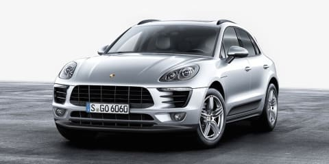 2017 Porsche Macan range sees new four-cylinder base model added
