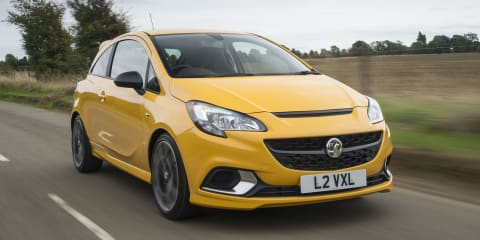 2019 Vauxhall Corsa GSi launched in the UK