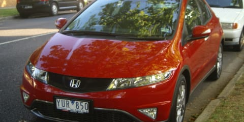 2012 Honda Civic Review