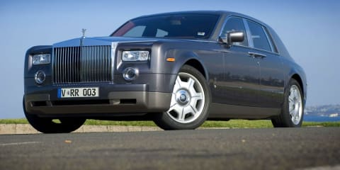 Rolls Royce Phantom Review & Road Test