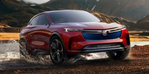 Buick Enspire concept revealed