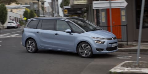 2015 Citroen Grand C4 Picasso adds safety extras for limited time