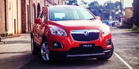 Holden Trax brochure shots released ahead of August launch