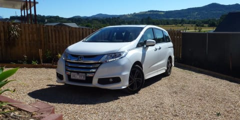 Honda Odyssey Review : Long-term report two