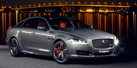 2016 Jaguar XJ recalled for airbag fix