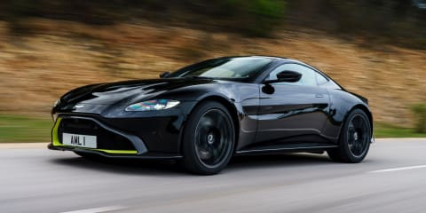 Aston Martin Vantage: Dynamics and NVH explained