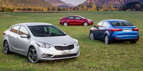 2013 Kia Cerato launches from $19,990