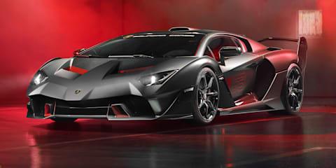 Lamborghini SC18 unveiled