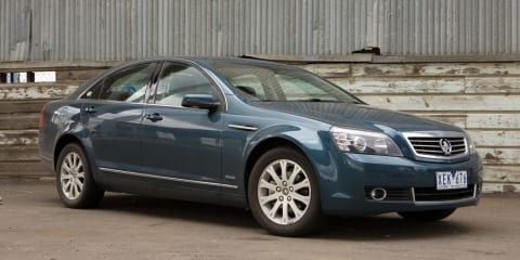 2009 Holden Statesman Review